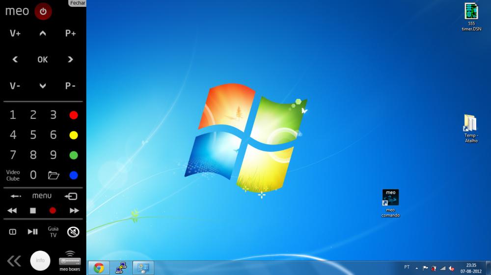 meo comando - Windows